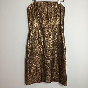 Talbots Sleeveless Dress, NWT size 16
